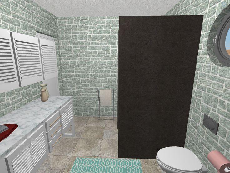 Plan 3D: Suite Salle De Bain Logiciel : Home Design 3D Gold