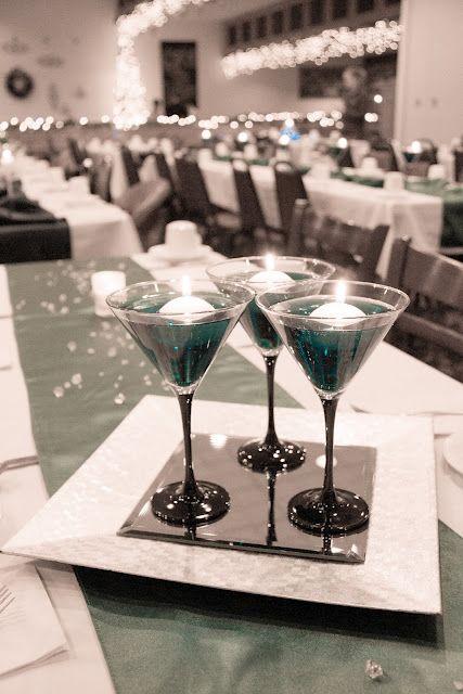 78 Ideas About Martini Centerpiece On Pinterest