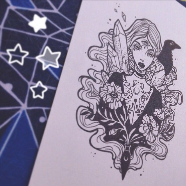 Best 25 wiccan tattoos ideas on pinterest wicca for Neo pagan tattoos