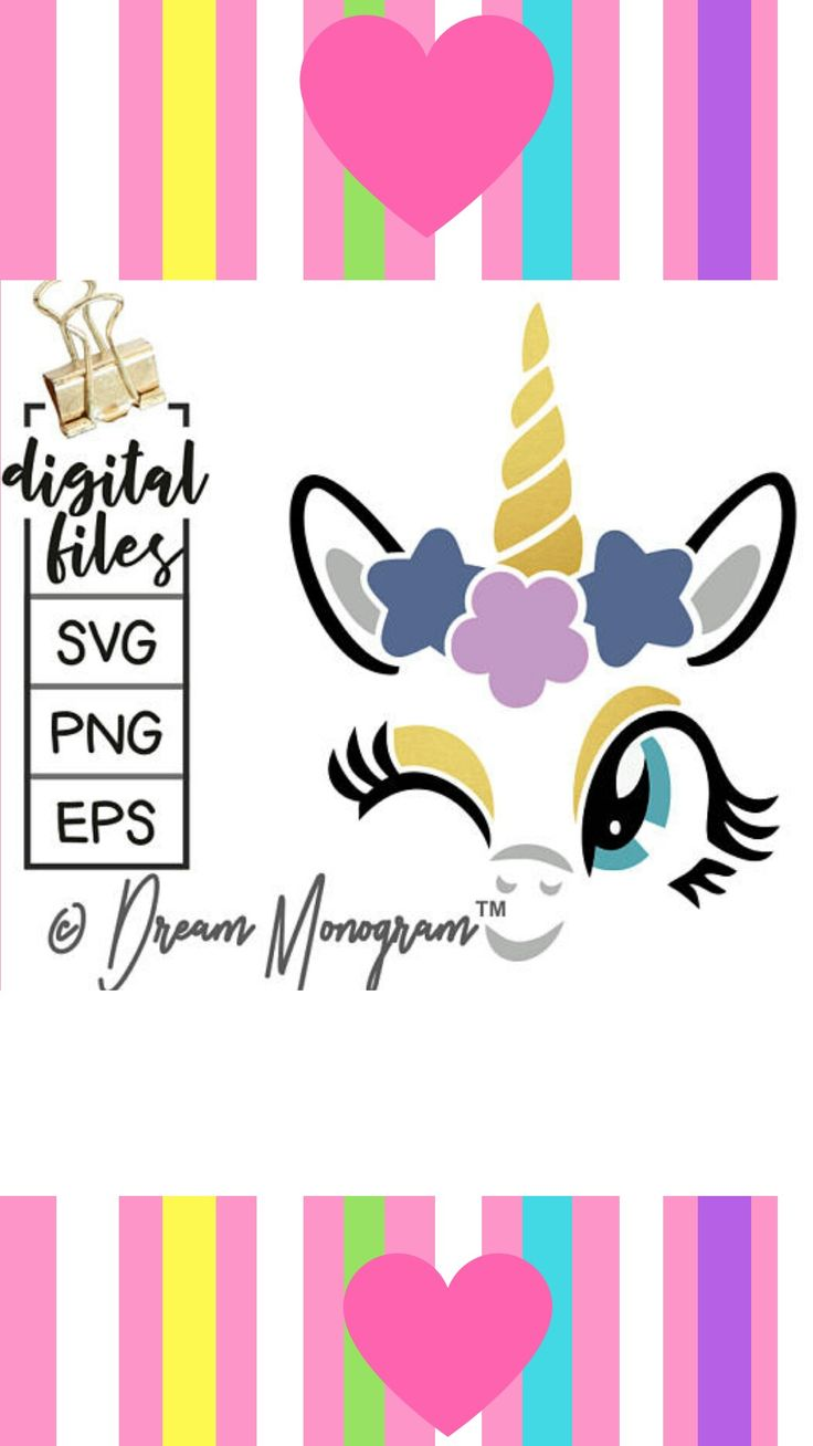 Unicorn Svg, Unicorn lashes svg, Lashes svg, Unicorn face svg, Unicorn head Svg, Cutting files for use with Silhouette Cameo, Cricut #ad