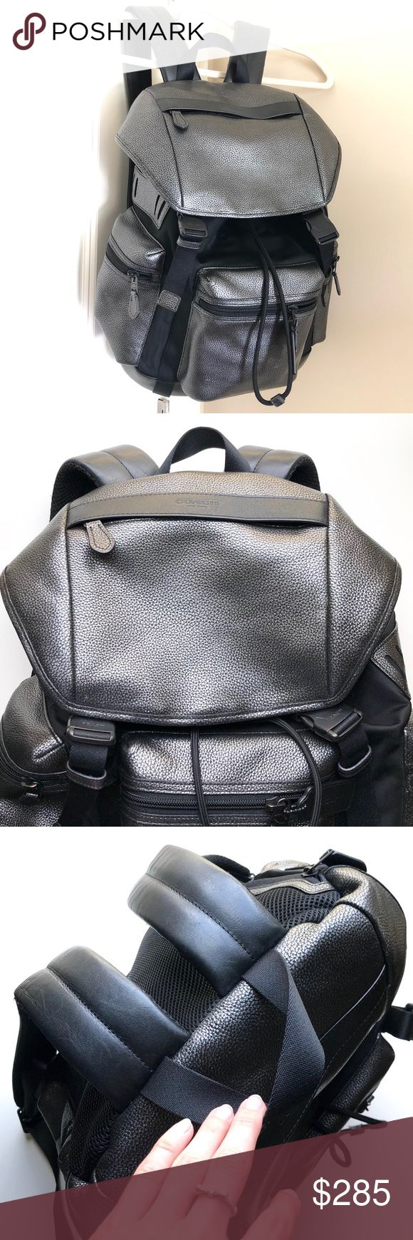 Coach | Unisex Large Terkpack Backpack / Bookbag …