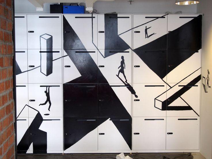 Blueprint Coworking Space – Christoph Niemann