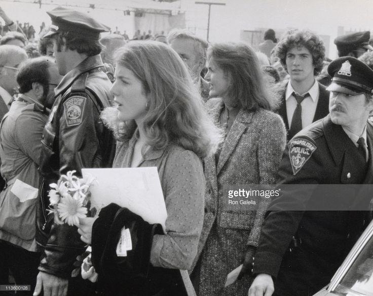 Caroline Kennedy, John F. Kennedy Jr. & Jackie Onassis