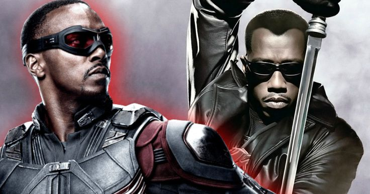 Anthony Mackie Wants to Become Marvel's New Blade -- Anthony Mackie says he idolizes Wesley Snipes, and that he would love to play Blade in an upcoming Marvel movie, even though he's already the Falcon. -- http://movieweb.com/new-blade-marvel-movie-anthony-mackie/