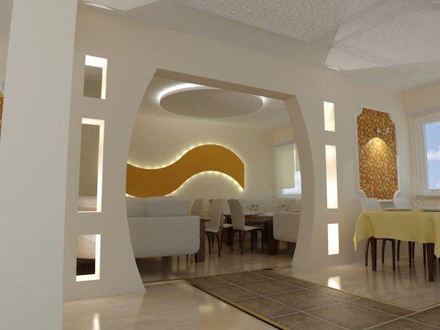 Gergi Tavan: Ev Dekorasyonu ve Alçıpan Ustası