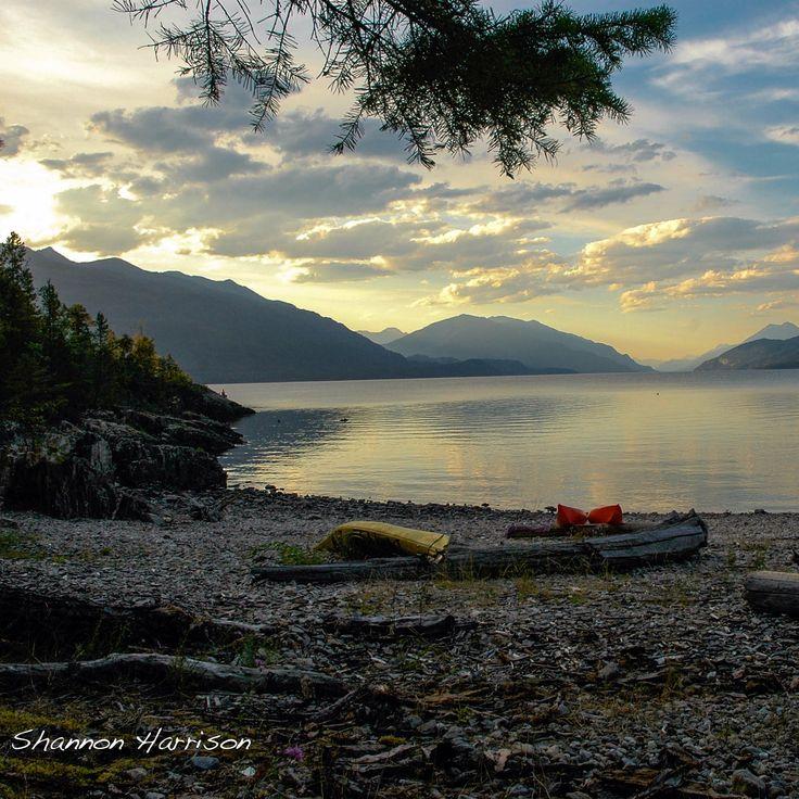 Ending to a perfect day... #Kootenay Lake! #kootenays #KootenayLife