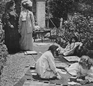 biographical context of maria montessori This unit of the free montessori introductory course by montitute narrates how the first montessori house of children casa dei bambini came — maria montessori.