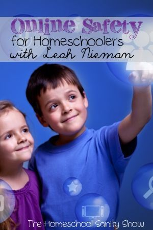 On-line Security for Homeschoolers