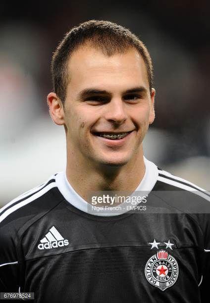 Alexander Lazevski Partizan Belgrade
