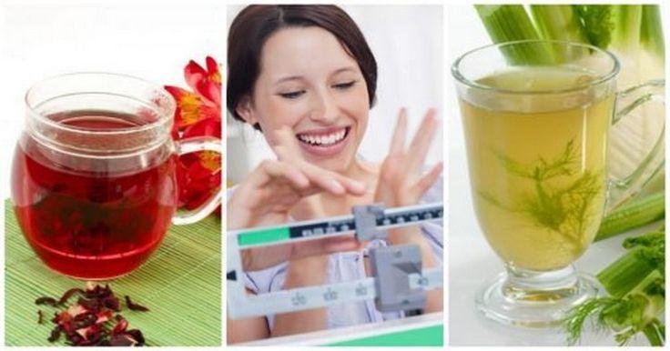 6 infusions naturelles pour perdre du poids plus facilement | NewsMAG
