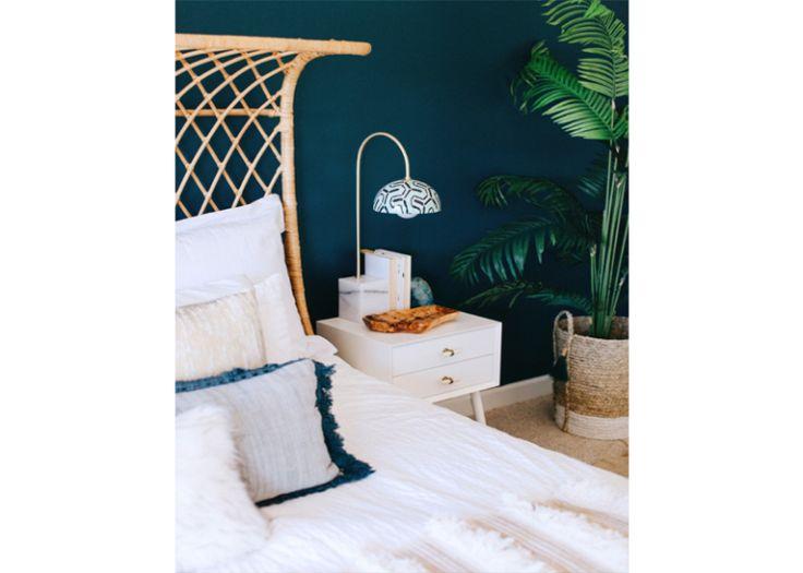 Spieken in de slaapkamer van Pinterest influencer Alexandra