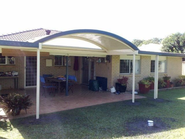 Patio/Pergolas/Carport/ Timber Deck Design Gold Coast: Gabled, Flat Roof