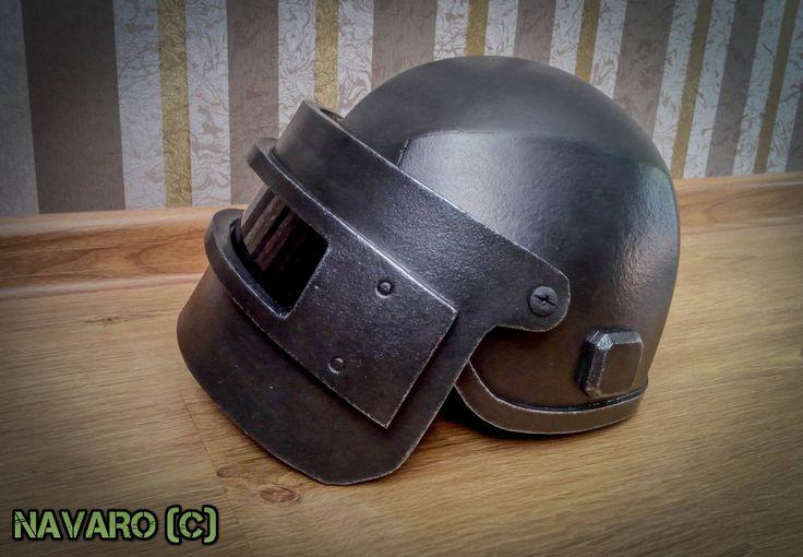 BATTLEGROUND Level 3 Helmet - Player Unknown Battleground COSPLAY (spetsnaz helmet) - (Made to Order)