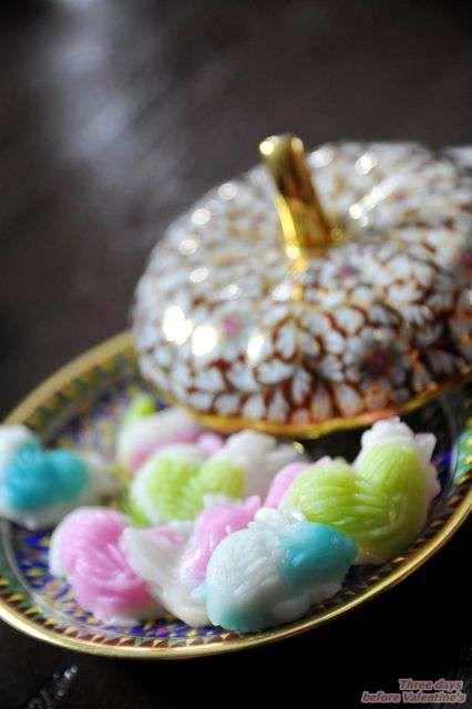102 best thai food thai dessert images on pinterest asian sam pan ni a traditional thai dessert recipe yum forumfinder Images