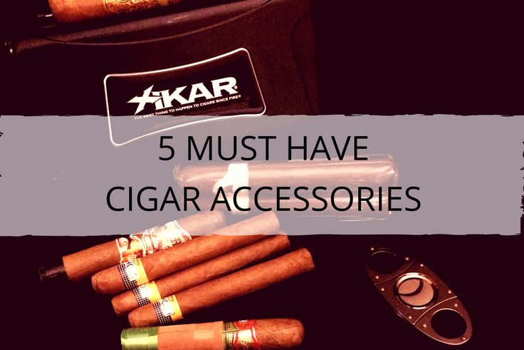 These Five Cigar Gadgets are a sampling of the great accessories available today at your nearest cigar shop. Most are available at nearby cigar shops.