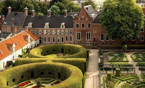 Pictures Hotel Prinsenhof Groningen in Groningen.