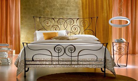 iron beds - Google Search