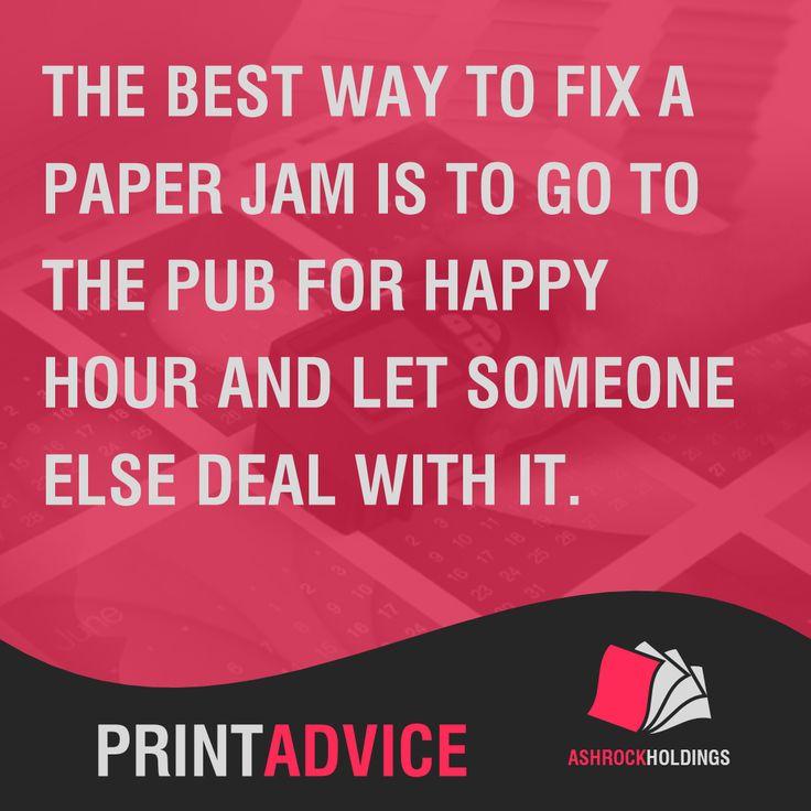 Print Advice