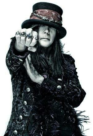 Mick Mars-Motley Crue..............
