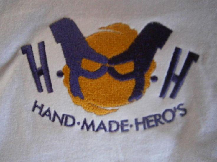 Hand made Hero's
