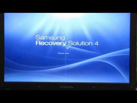 Как восстановить Windows на ноутбуке без установочного диска / Samsung Recovery So | Компьютеры и телефоны: Обучение | Постила