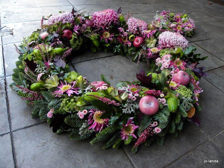 wianki H ada Googlom Wreaths, Floral wreath, Floral