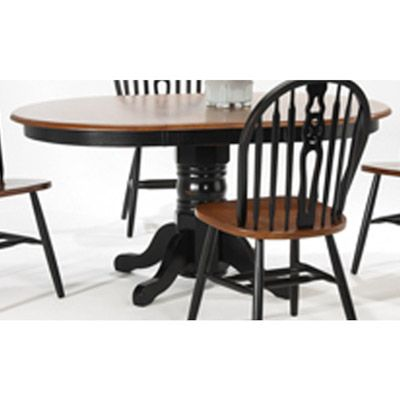 Elaine This Is The Table I Want !Black And Cherry Dinette Table   Bernie  And Phyls
