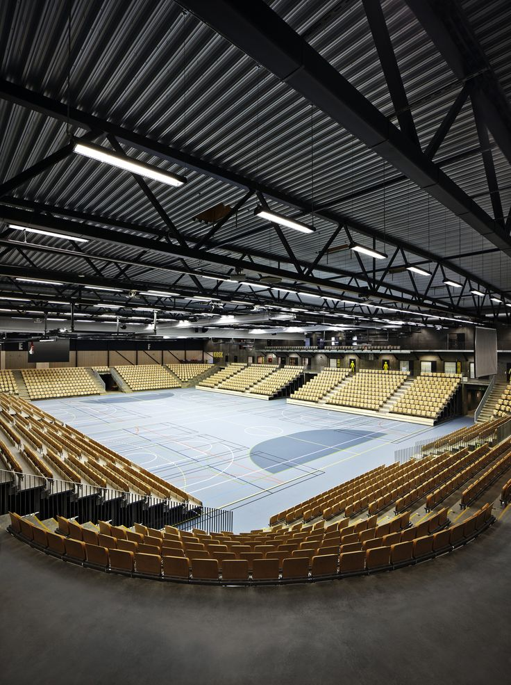 Gallery of Sotra Arena / Longva Arkitekter - 7
