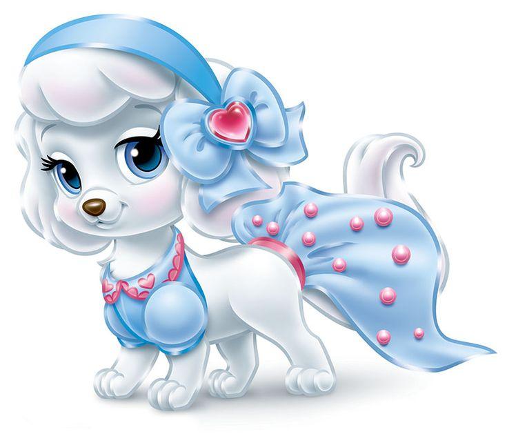 Disney Princess Palace Pets:)
