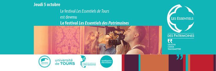Le Festival Les Essentiels de Tours est devenu Les Essentiels des Patrimoines