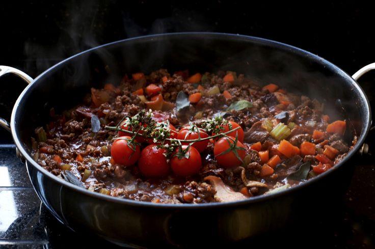 Italian beef Ragù