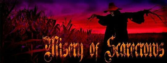 Misery of Scarecrows band facebook wallpaper