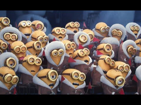 MINIONS Illumination Movie - The Sheeple Need A Leader. Illuminati Symbolism - YouTube
