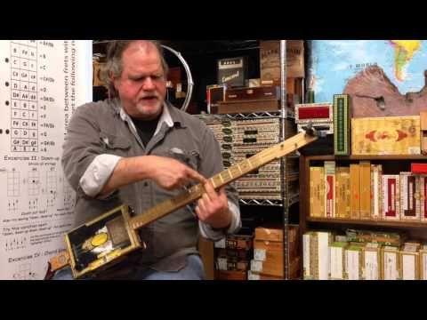 John Savage CBG Lesson 1 - YouTube