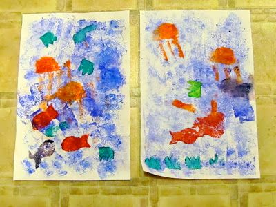 Art Activity for Leo Lionni's book Swimmy. Swimmy tells the tale of a little black fish who finds the courage to explore his world. He then uses his bravery and clever thinking to encourage a school of fish to work together so they too can explore the ocean.