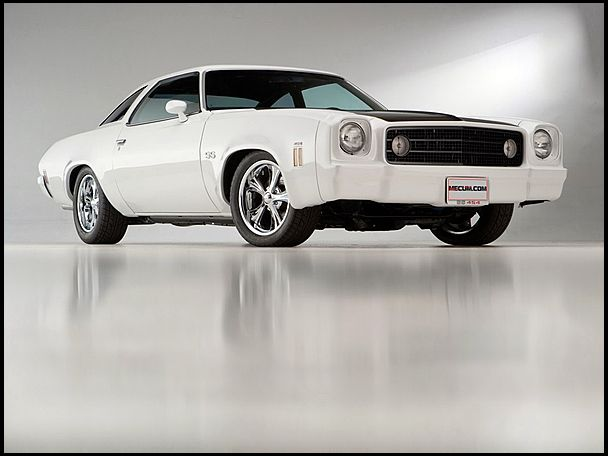 1973 Chevrolet Chevelle SS 454/450 HP, Automatic presented as lot T205 at Kansas City, MO 2012 - image7