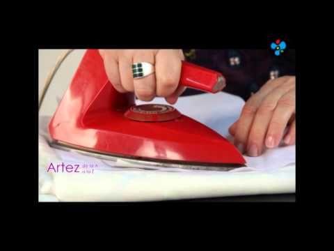 Sublimación Textil - Mónica Godfroit en ArteZ - YouTube