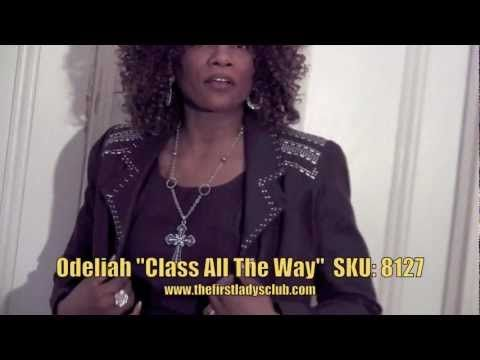 The First Ladys Club Odeliah Style #8127 (+playlist)