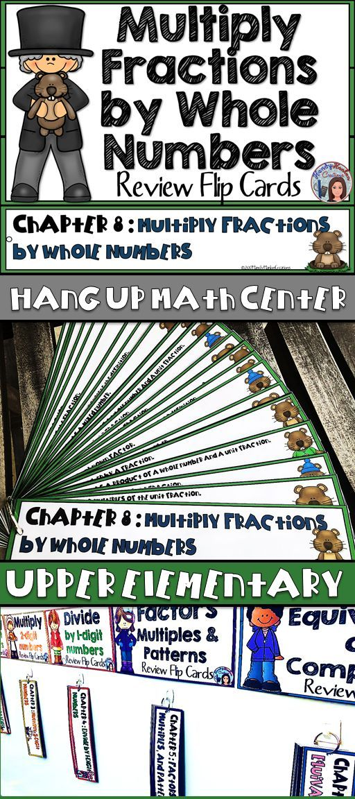 Go Math 4th Grade Chapter 8 Multiply Fractions By Whole Numbers