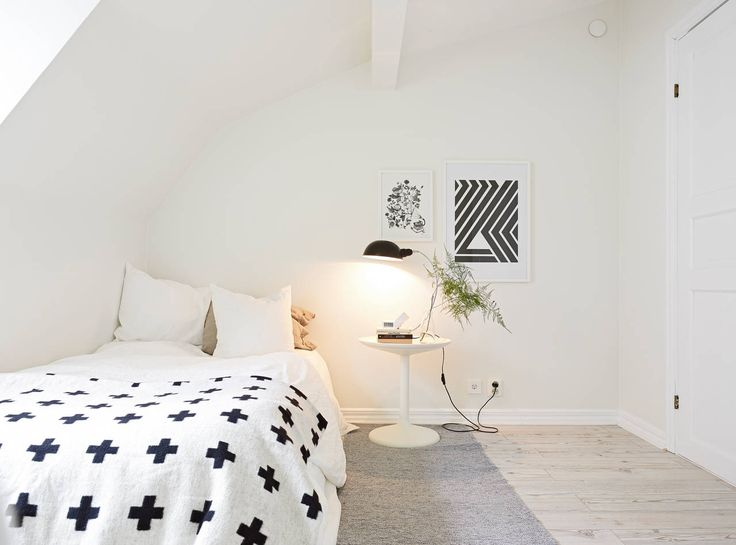 La maison d'Anna G.: White with contrasts