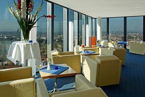 SkyLounge | Gastronomie im Hyperion Hotel Basel