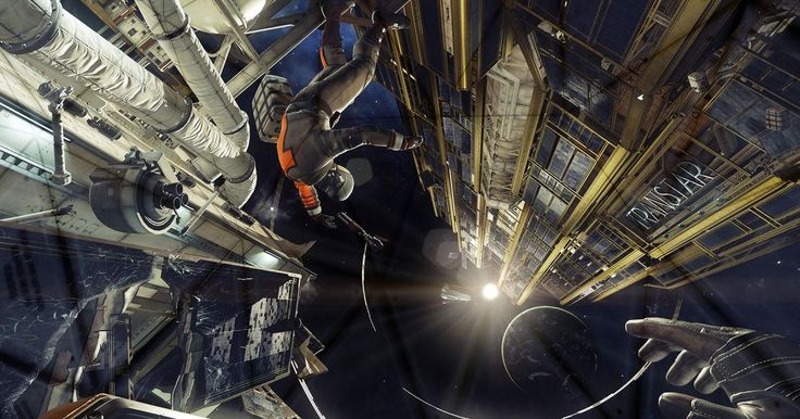 How Arkane Studios wrote and presented Prey's alternate history. #technology #techinel #technews