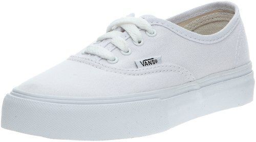 Vans AUTHENTIC, Unisex-Kinder Sneakers, Weiß (True White W00), 25 EU - http://on-line-kaufen.de/vans/25-eu-vans-authentic-vjxi4ll-unisex-kinder-9