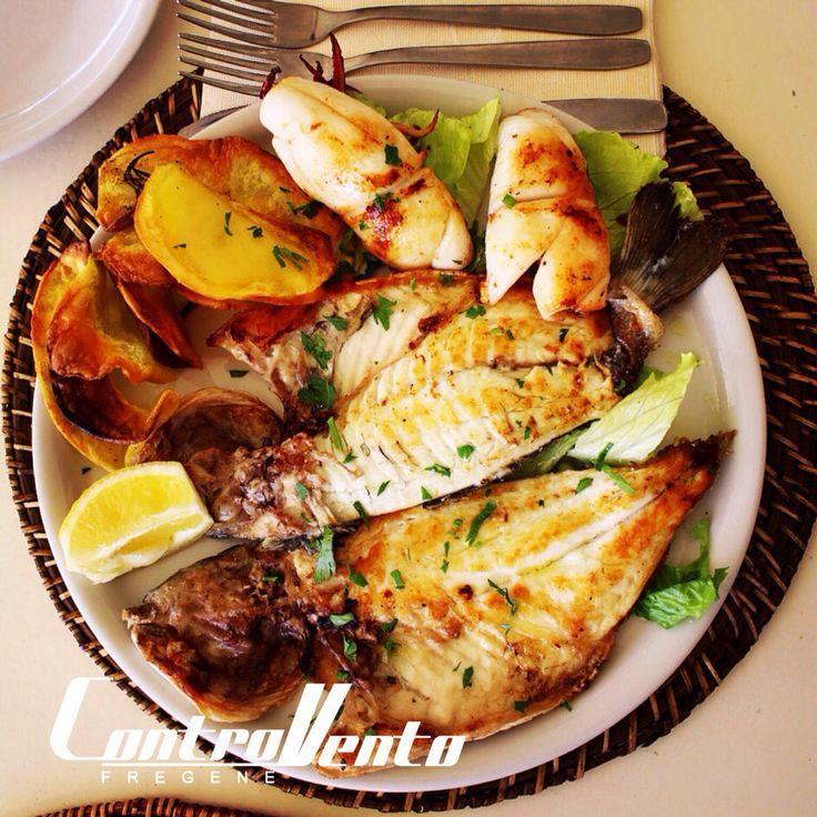 Seafood Restaurant ControVento Fregene, Rome, italy life style