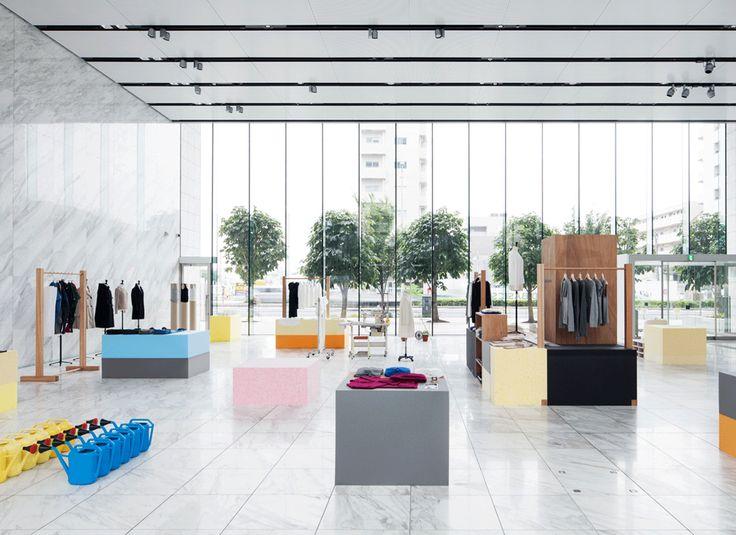 Schemata Architects: World Basics, Tokyo
