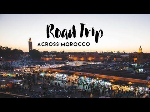 Unsere Route für Marokko – 10 Tage unterwegs