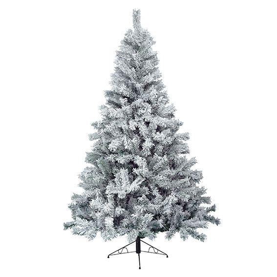 €180 Albero di Natale artificiale Dunhill Alt. 210 cm Verde innevato : scegli tra tutti i nostri prodotti Albero artificiale di Natale