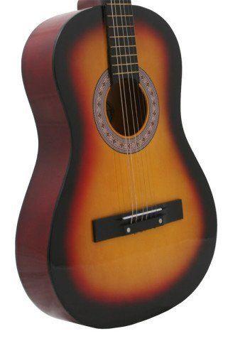 38″ SUNBURST Acoustic Guitar Starter Package, Guitar, Gig Bag, Strap, Pitch Pipe & DirectlyCheap(TM) Translucent Blue Medium Guitar Pick (SK-AG38) http://www.guitarhomes.com/38-sunburst-acoustic-guitar-starter-package-guitar-gig-bag-strap-pitch-pipe-directlycheaptm-translucent-blue-medium-guitar-pick-sk-ag38-16/