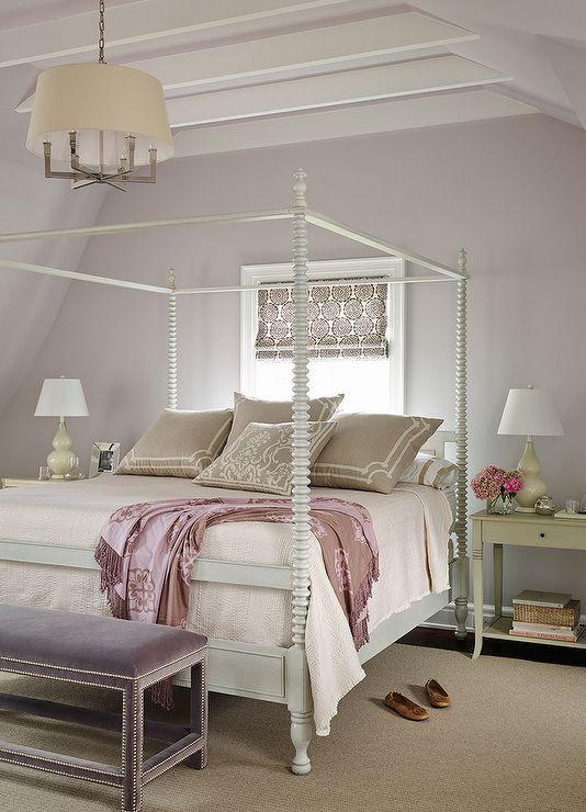 Purple Bedroom Bench: Green Images On Pinterest