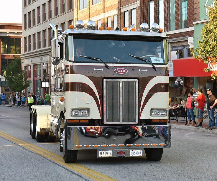 Best Peterbilt Large Cars Images On Pinterest Semi Trucks